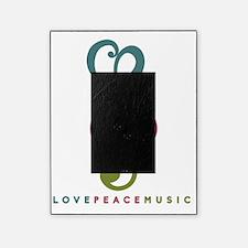 Cute Love peace Picture Frame