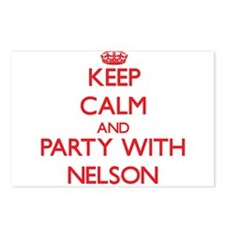 Nelson Postcards (Package of 8)