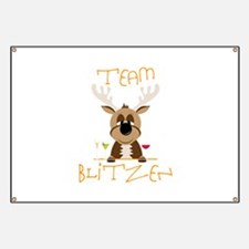 Team Blitzen Banner