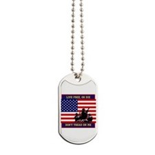 Dont Tread on Me Dog Tags