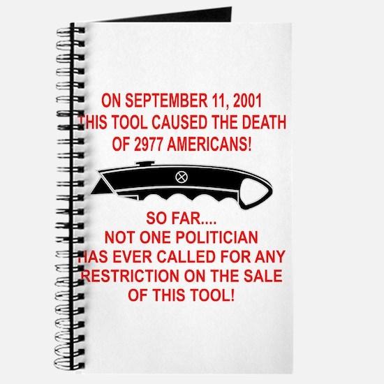 2977 Americans Dead Journal