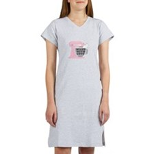 Mixed With Love Women's Nightshirt