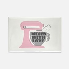 Mixed With Love Magnets