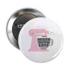 "Mixed With Love 2.25"" Button (10 pack)"