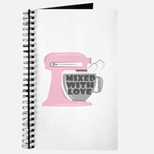 Mixed With Love Journal