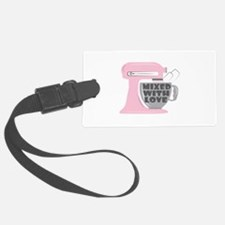 Mixed With Love Luggage Tag