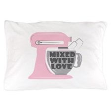 Mixed With Love Pillow Case
