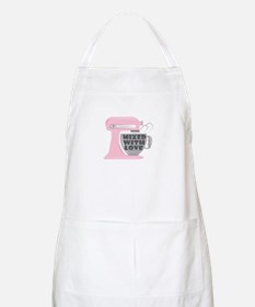Mixed With Love Apron