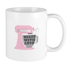 Mixed With Love Mugs