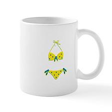 Polka Dot Bikini Mugs