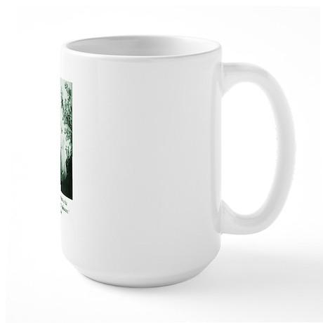 Jane Austen Large Mug