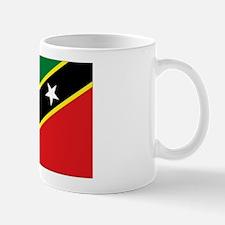 St Kitts flag Mug