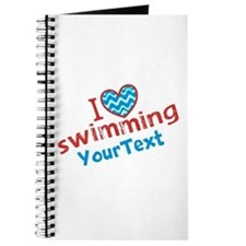Swimming Optional Text Journal