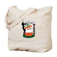 Ghost Hideout Tote Bag