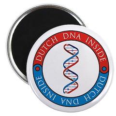 """Dutch DNA 2.25"""" Magnet (10 pack)"""