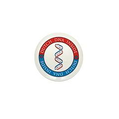 Dutch DNA Mini Button (10 pack)