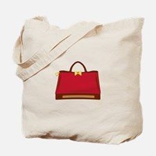 Red Purse Tote Bag