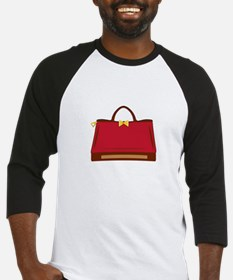 Red Purse Baseball Jersey
