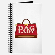 Bag lady Journal