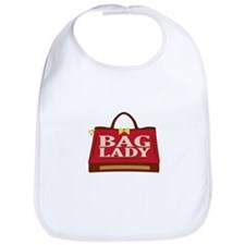 Bag lady Bib