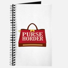 Purse Horder Journal