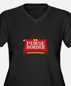 Purse Horder Plus Size T-Shirt