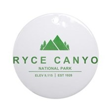 Bryce Canyon National Park Ornament (Round)