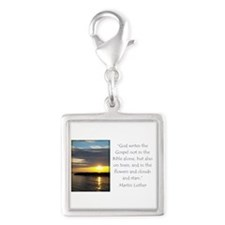 Martin Luther Nature quote Charms