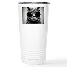 Shades on Cats Travel Mug