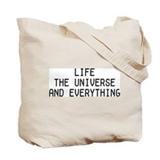 Cute The ultimate answer Tote Bag