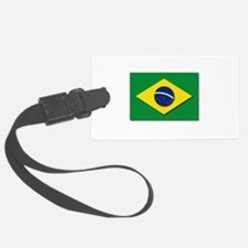Flag - Brazil (Brasil) Luggage Tag