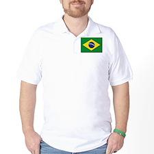Flag - Brazil (Brasil) T-Shirt