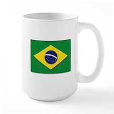 Flag - Brazil (Brasil) Mug