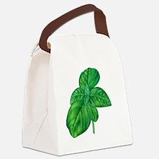Basil Canvas Lunch Bag