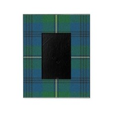 Johnson Plaid Tartan Picture Frame