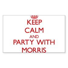 Morris Decal