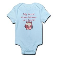 My Aunt Is A Hoot (Custom) Body Suit