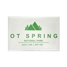 Hot Springs National Parks Magnets