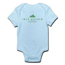 Isle Royale National Park, Michigan Body Suit