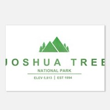 Joshua Tree National Park, California Postcards (P