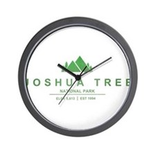 Joshua Tree National Park, California Wall Clock