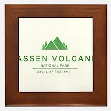 Lassen Volcanic National Park, California Framed T