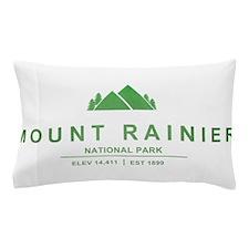 Mount Rainier National Park, Washington Pillow Cas