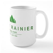 Mount Rainier National Park, Washington Mugs