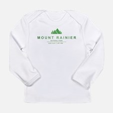 Mount Rainier National Park, Washington Long Sleev