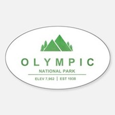 Olympic National Park, Washington Decal