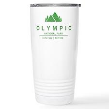 Olympic National Park, Washington Travel Mug