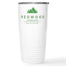 RedWood National Park, California Travel Mug