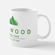RedWood National Park, California Mugs
