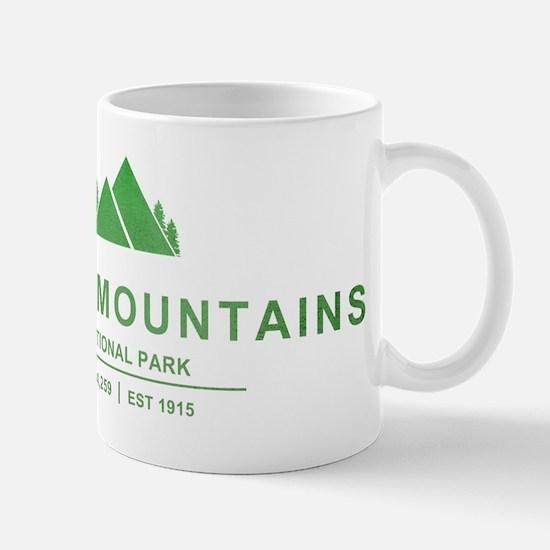 Rocky Mountains National Park, Colorado Mugs